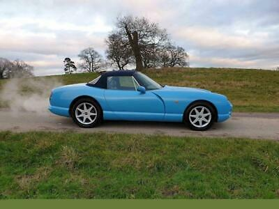 TVR Chimaera Chimaera Convertible 5.0 2dr Sports Manual Petrol Sports Petrol Man