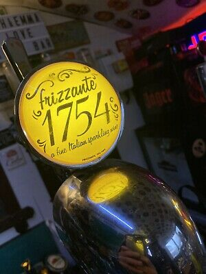 Frizzante Prosecco Beer Pump Tap Home Bar Man Cave Beer Font