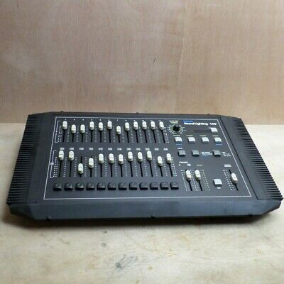 Philips Strand Lighting 100 + Plus DMX Lighting Controller 12 / 24 Console Desk