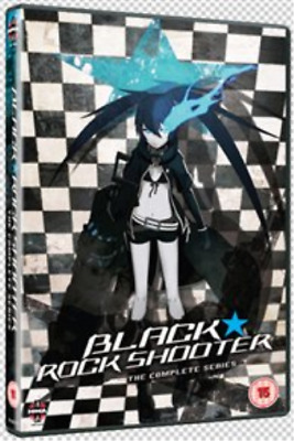 Black Rock Shooter: The Complete Series DVD NUEVO