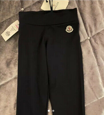 Moncler Girls Leggings Brand New With Tags Age 5 Brought From Base Clothing