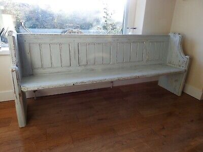 Old Church Pew in good condition