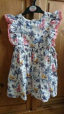 Girls summer dress, 1.5-2 years, NWT, Marks and Spencer