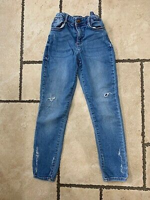 Girls River Island Skinny Jeans Age 11