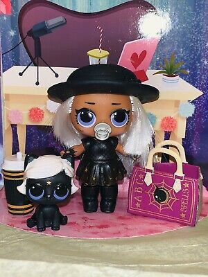 LOL Surprise Hair Goals BIG+LIL WITCHAY BABAY KITTAY Baby Kitty Lils~3 Dolls Lot