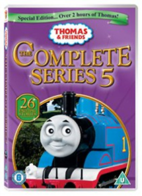Thomas the Tank Engine and Friends: The Complete Fifth Series DVD NUEVO