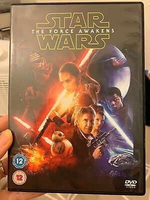 Star Wars: The Force Awakens [DVD] [2015] MINT FAST SAME DAY POST