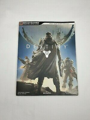 Destiny Game Guide Paperback Book Playstation 3 & 4, XBOX one & 360 Bradygames