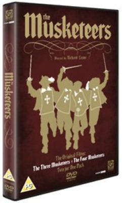 Oliver Reed, Michael York-Three Musketeers/The Four Musketeers DVD NUEVO