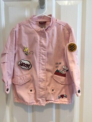 Zara Girls Jacket
