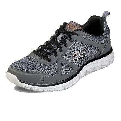 Chaussures Skechers Track Scloric 52631-CCBK Gris