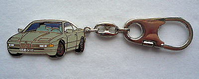 BMW Classic 8 Series E31 850i 850Ci Sport Car Accessory Made in Germany Keychain