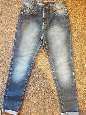 Next Boys Regular Jeans Age 10 Years