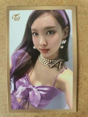 TWICE NAYEON Authentic Official PHOTOCARD FEEL SPECIAL 8th Album Select Card