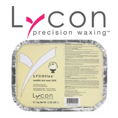 Lycon Hot wax VANILLA weight 1 KG.