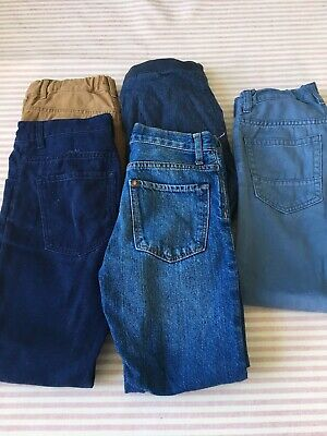 H&M Boys 6-7years Trousers/jeans 5pairs Bundle