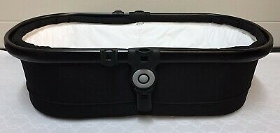 ICandy Peach Main Carrycot - Black - Great Condition