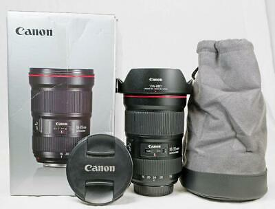 Canon EF 16-35mm f/2.8 L III USM Wide Angle Zoom w/ Hood - MUST READ! (5969)