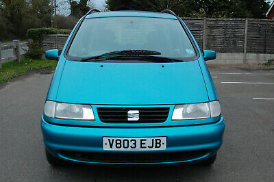 Seat Alhambra 1.9TDI, 1999, a good old one, WOLVERHAMPTON.