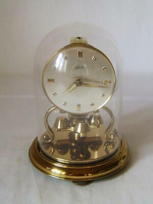 Schatz German Torsion Pendulum Anniversary Clock: for  Spares/ Repair