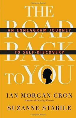 The Road Back to You by Ian Morgan Cron (Digitall, 2016)