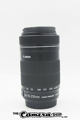 Canon EF-S 55-250mm F/4-5.6 IS Telephoto Zoom Lens #6235
