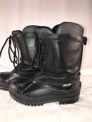 New Mens Size 7 Baffin Colorado Snowmobile Winter Snow Boots Rated 40 F