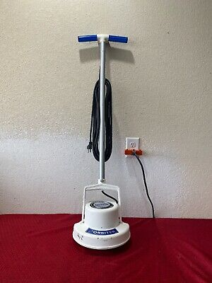 Oreck XL Orbiter Model ORB600MW Heavy Duty Floor Buffer Scrubber Polisher Great