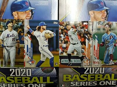 2020 Topps Baseball (1-175) COMPLETE YOUR SET - YOU PICK FROM LIST