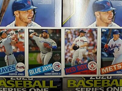 2020 Topps '85 Topps - YOU PICK FROM LIST