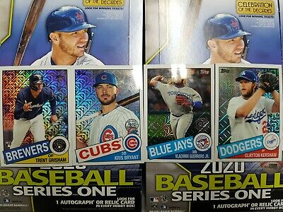 2020 Topps '85 Topps Silver Pack Chrome - YOU PICK FROM LIST