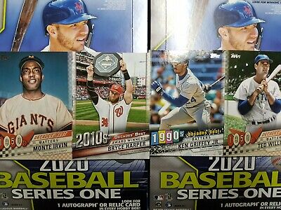 2020 Topps Decades' Best  - YOU PICK FROM LIST
