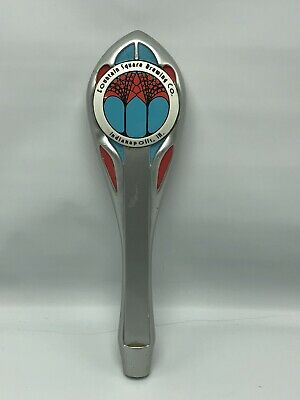 Fountain Square Brewing Co Beer Tap Handle Indianapolis IN #2