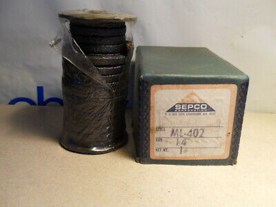 Sepco ML402 Compression Packing 1/4in