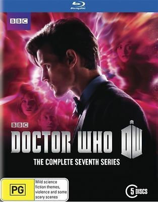 Doctor Who Complete Series 7 Sealed Unwatched Matt Smith
