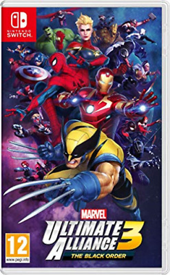 Switch-Marvel Ultimate Alliance 3 The Black Order - It (Switch) GAME NEUF