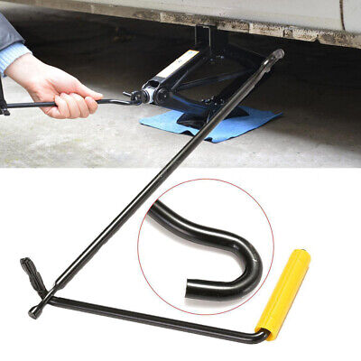 CRANK//LUG NUT WRENCH /& TRUNK DECAL 1967-1968 COUGAR REPLACEMENT SCISSOR JACK