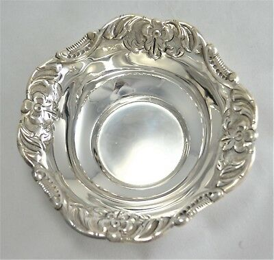 N3058  Finger Bowl Centrotavola Svuotatasche In Argento Sheffield Collection