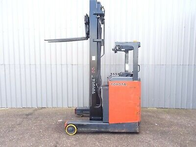 Toyota 6Fbre16 Used Reach Forklift Truck. (#2733)