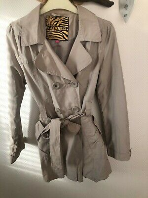 Girls raincoat from New Look lovely condition age 12/13