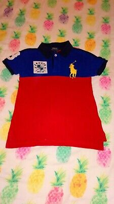 Boys Ralph Lauren Polo Top Age 5