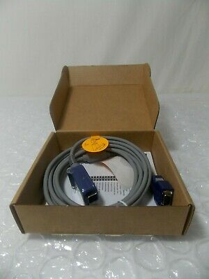DOC10 Covidien NELLCOR OEM REUSABLE PULSE OXIMETRY INTERFACE CABLE 10'
