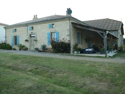 France S.West, 2 large Properties with land and pool (see video)