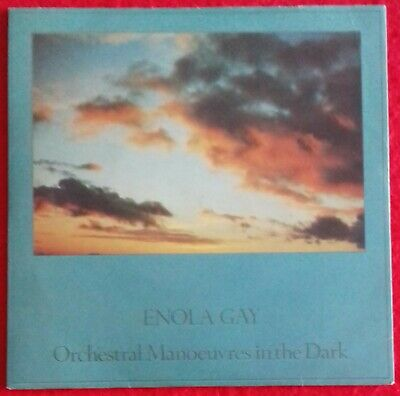 Orchestral Manoeuvres In The Dark~Enola Gay. 1980. Dindisc – DIN 22