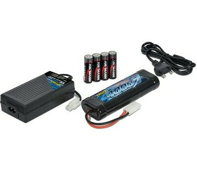 Carson 607013 Expert Charger NiMH Compact 4A Lade Set 500607013