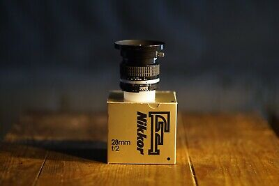 Nikkor 24mm f2.0 Ai-s