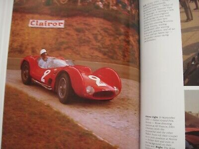 """Signed Sir Stirling Moss """"My Cars, My Career""""    (Hb)"""
