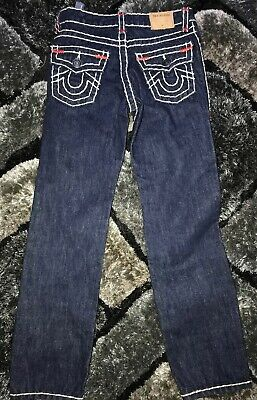 true religion jeans boys Age  8  Geno Super T