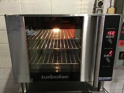 Commercial Kitchen Restaurant  Cafe Bakery Moffat Turbofan E31D4 oven