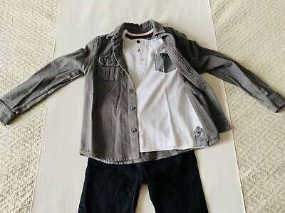 Bundle Of Boys Clothes Immaculate Condition Gap Next 6-7